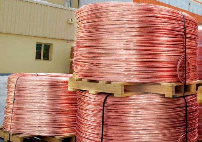 Ducab copper rod and wires dubai cable company pvt ltd