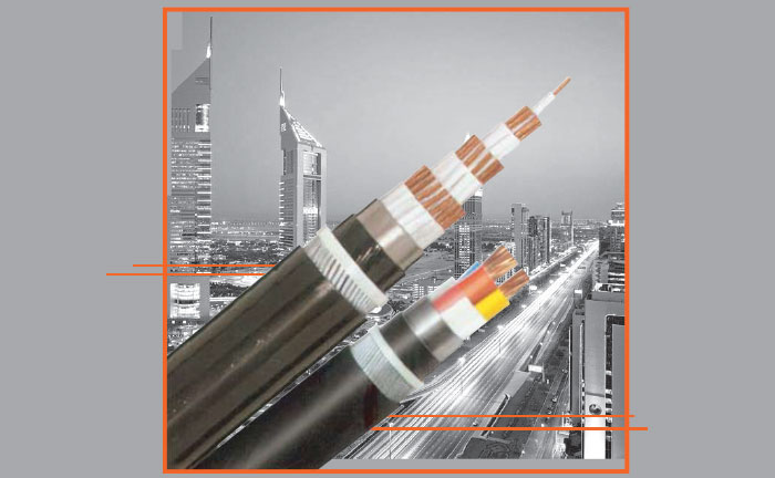 Ducab Lead Sheathed Power Control and Auxiliary Cables