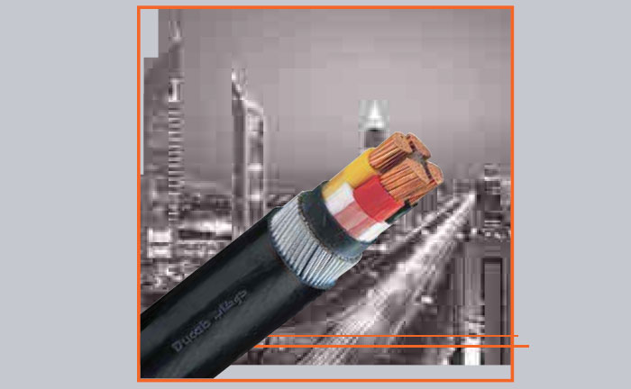 Ducab Xlpe Insulated Low Voltage Cables Dubai Cable