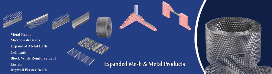 Expanded Mesh & Metal Products