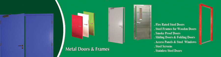 Metal Doors & Frames