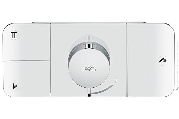 Axor One Thermostatic Module