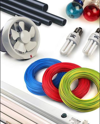 Electrical And Lighting Al Rahmani General Trading Co LLC Brochures