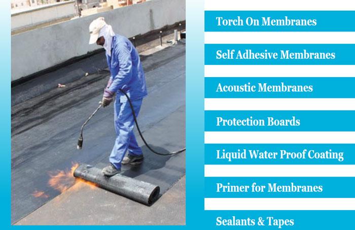 Waterproofing Companies: Waterproofing Companies In Uae