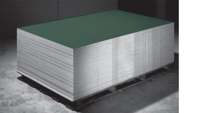 Knauf fire moisture resistant gypsum boards fm llc