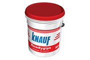Knauf Jointing & Finishing Compounds