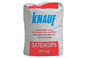 Knauf Satengips Finishing Compounds