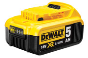 DEWALT 5.0Ah Battery Pack