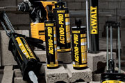 DEWALT Chemical Anchor