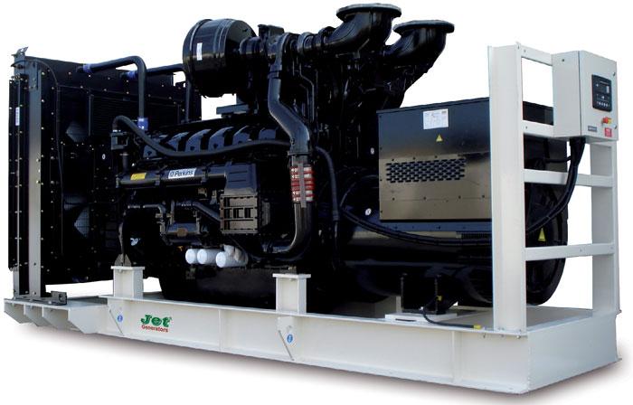 JET Diesel Generators (Jubaili Bros)