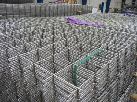 Arminox Stainless Steel Rebar Mesh (Arminox Middle East FZC)