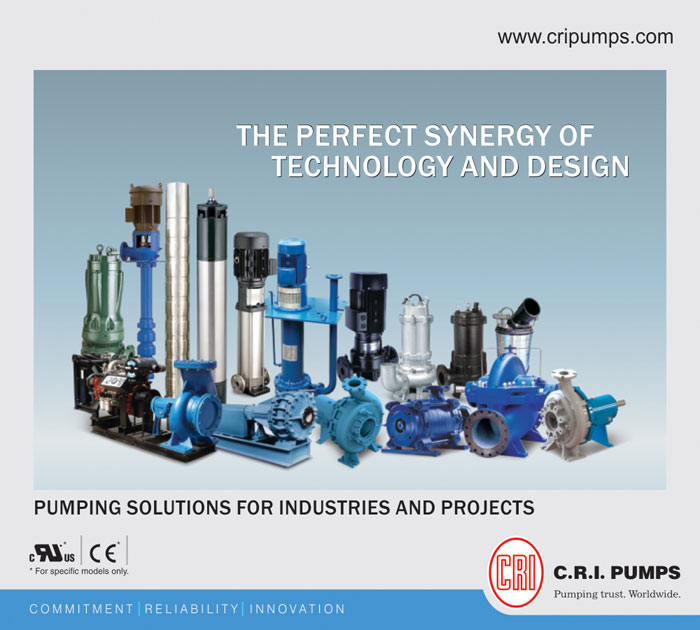 C.R.I. Industrial Pumps