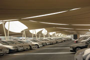 Synthesis SaFRshade - Flame Resistant Architectural Shade fabric