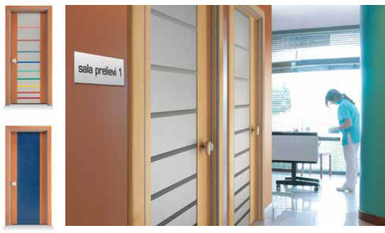 Cocif Wellness Door Collection