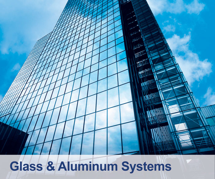 Glass Amp Aluminum Systems Technical Supplies Amp Services Co