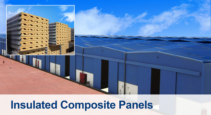 Insulated Composite Panels