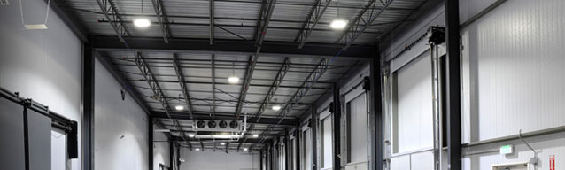 Cree LED Interior Industrial Lights
