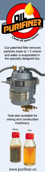 Purifiner Oil Maintenance