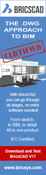 BricsCAD V17 - download the full version for free