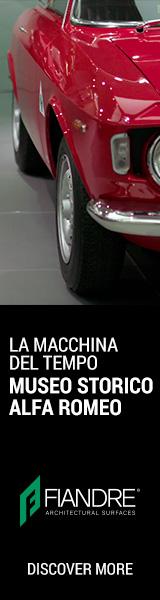 Fiandre at Alfa Romeo Historical Museum