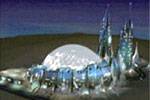 The $1 billion Snowdome in Dubailand to be completed in 2008.