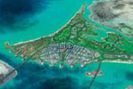 Saadiyat Island - Abu Dhabis new $27 billion tourism development project.