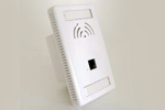 Ortronics introduces the Wi-Jack Duo, the smallest dual band/dual radio access point.
