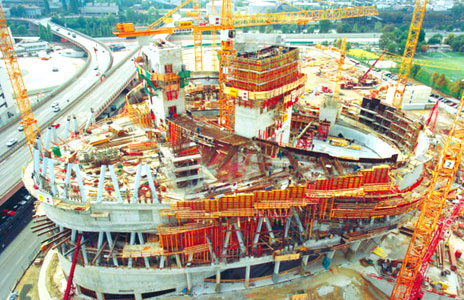 PERI speeded up construction of the largest southern