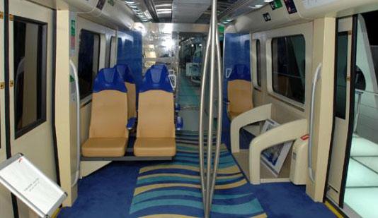 В метро Дубая приняты новые правила провоза багажа.