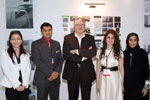 Architectural and design students from the UAE win trip to the Frezza facility in Venice.