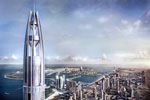Plans to build 1-km tower as part of the Nakheel Harbour & Tower development.
