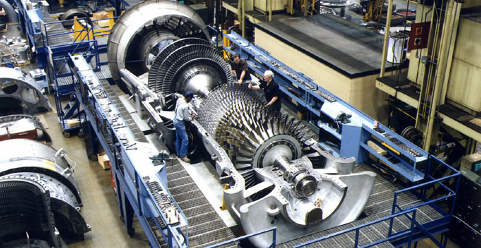 GE Energy signs contract for nearly US$1 billion in Saudi Arabia.