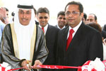 H.H. Sheikh Omar Bin Saqr Al Qasimi inaugurates US$ 21 million Buildmart.