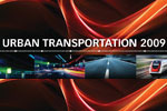 Department of Transport to present Surface Transport Master Plan at Urban Transportation 2009.