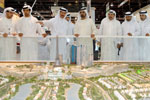 Sheikh Mohammed briefed on mega projects.