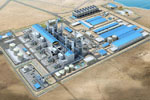 GE Energy signs contracts totaling more than US$500 million for Bahrain's largest power plant.