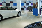 Summertown Interiors masterminds the Mazda showroom for Galadari Automobiles.