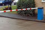 Safety Barriers & Vehicle Access Control