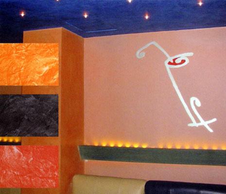 Raffaello decor stucco oikos middle east for International diffusion decor