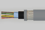 PE Insulated Multipair Screened/Unscreened Cables Armoured Cables