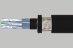 Individually Screened PVC Insulated Armoured Cables