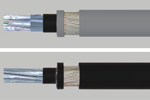 Individually Screened PE Insulated Armoured Cables