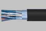 PE Insulated Individually and Overall Screened Multipair Cables - RE-2Y(St)Y PiMF