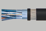PE Insulated Individually Screened and Armoured Multipair Cables - RE-2Y(St)Y-SWA PiMF