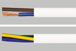 PVC Insulated, PVC Sheated, Flexible Light Cord, Parallel Twin, Circular Twin, 3 and 4-core