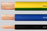 Single Core, PVC Insulated, Non Sheated, General Purpose Cables