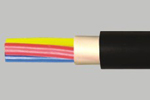 Flame Retardant, Low Smoke, Halogen Free, Thermosetting Insulated, Twin, 3, 4 and 5-core Cables