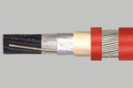 Halogen Free, Fire Resistant, Armoured, Multicore Cables
