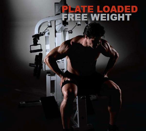 paramount weight machine