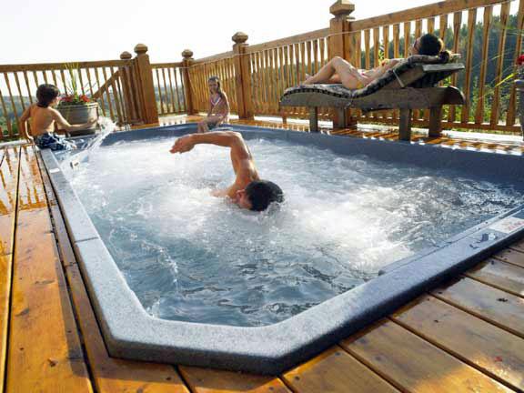 Hydropool Swim Spas (Aqua Prestige Trading LLC)